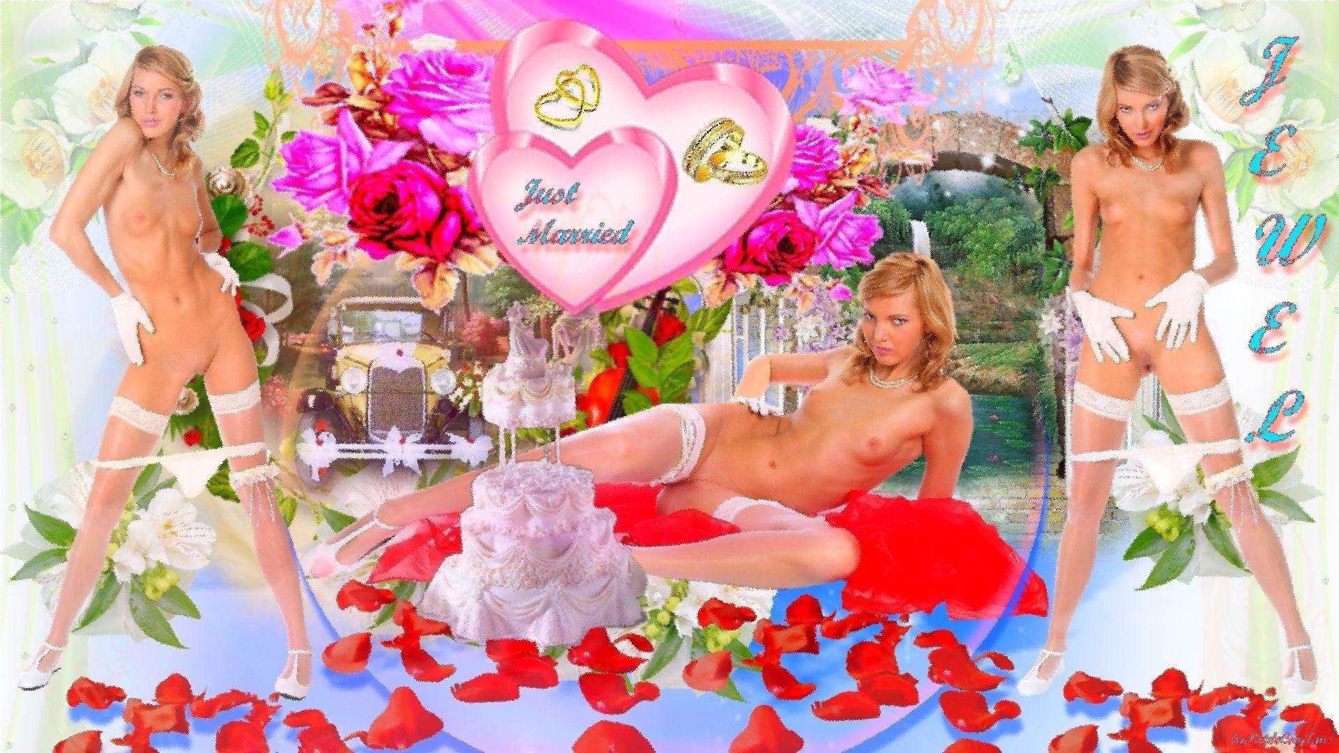 Fonds d'cran Erotique - Wallpapers paradise - Wallpaper